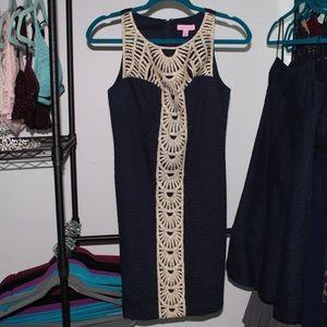 LILLY PULITZER TANA SHIFT DRESS